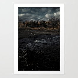 Minnesota North Shore #5 Art Print