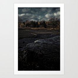 Minnesota North Shore #5 Art Print