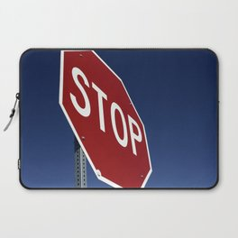 Stop Laptop Sleeve
