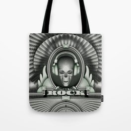 Currency of Rock / Accept no substitutes Tote Bag