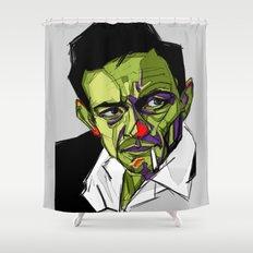 J.Cash Shower Curtain