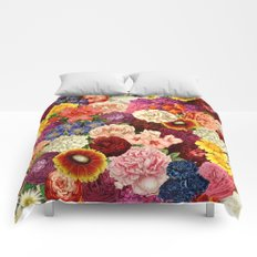 Spring Explosion Comforters