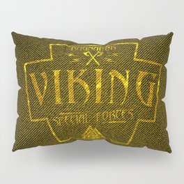 Viking Ragnarok Special Forces Pillow Sham