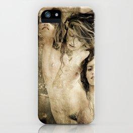 Cupid's Victim iPhone Case