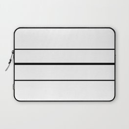 Volleyball Court Laptop Sleeve