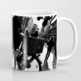 Berlin's streets in black and white 2 Coffee Mug