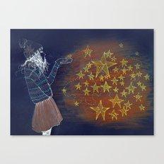 brightstar Canvas Print