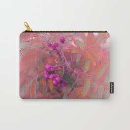 Autumn berries. Carry-All Pouch