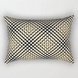 Hypnotic dots Rectangular Pillow