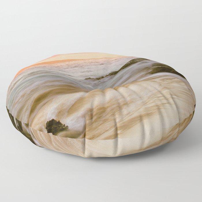 A Universe of Art Floor Pillow