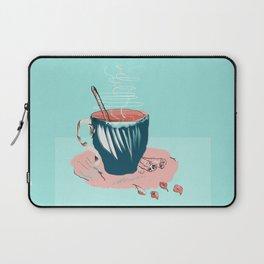 coffee with love Laptop Sleeve