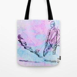 John and the Jackdaw Tote Bag