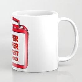 Super Duper Bestest Lunchbox Coffee Mug