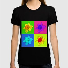 Andy's Daffodils T-shirt
