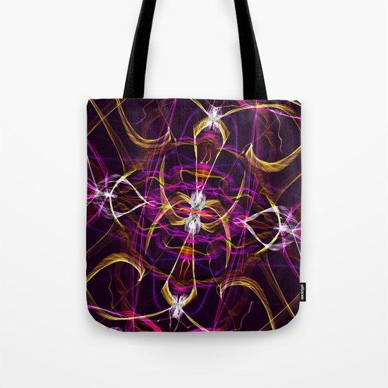 Sands of Time Contrast Tote Bag