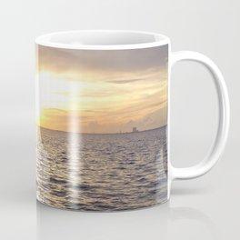 Sunrise over the Indian River Coffee Mug
