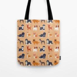 IBERIAN DOGS Tote Bag