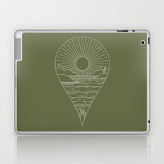 Heading Out Laptop & iPad Skin