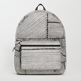 Just Lines 2 Backpack