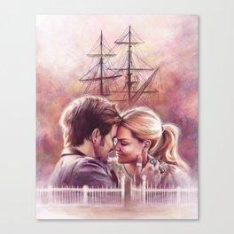 A New Home Canvas Print