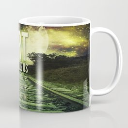art enables us... Coffee Mug