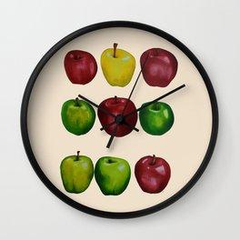 APPLEDORES Wall Clock