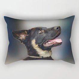 Baby dog Rectangular Pillow