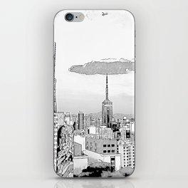 Sao Paulo -Art iPhone Skin