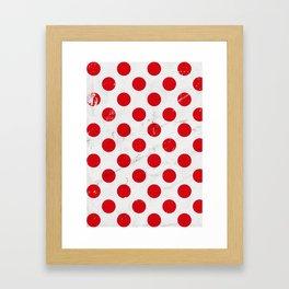 Pois! Framed Art Print