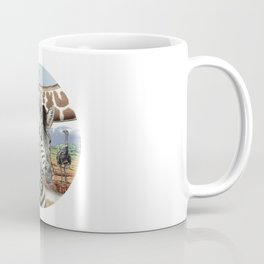 African savannah Coffee Mug
