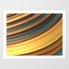 Windswept Art Print