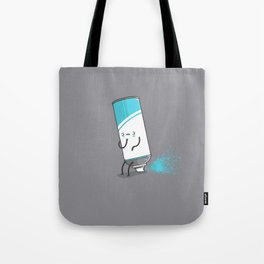 Aerosoiled Tote Bag