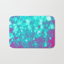 Glitteresques V Bath Mat