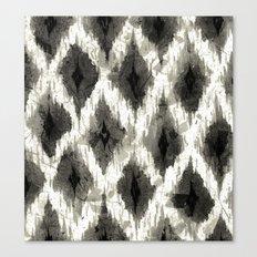 Ikat3 Canvas Print