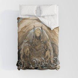 John Bauer - Julbocken 2 - Digital Remastered Edition Comforters