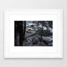 Vermont Framed Art Print