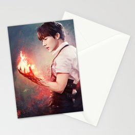 Fire Gyu Stationery Cards
