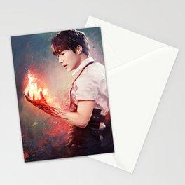 Fire Gyu Stationery Cards