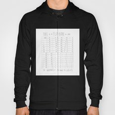 Hug and Share Flip-Book Hoody