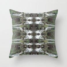 Fjordland 2 Throw Pillow