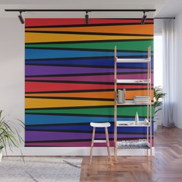 Spectrum Game Board Wall Mural