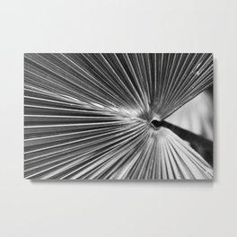 Radial Metal Print
