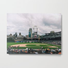 View from the Not-So-Cheap Seats Metal Print
