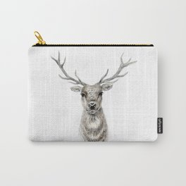 Proud Stag - Reindeer - Deer Carry-All Pouch