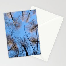 Glowing trees II Stationery Cards