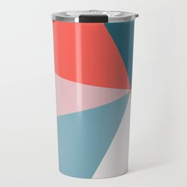 Modern Geometric 34 Travel Mug