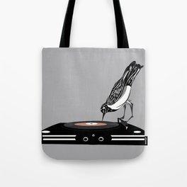 DJ magpie Tote Bag
