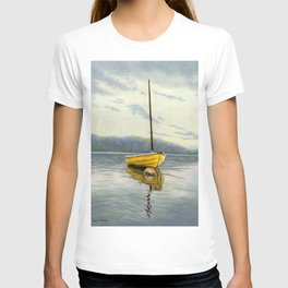 The Little Yellow Sailboat T-shirt