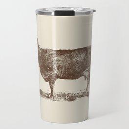 Cow Cow Nut #1 Travel Mug