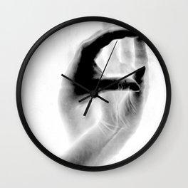 Fingers #2 Wall Clock